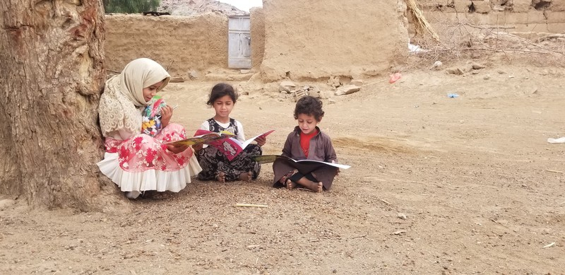 RF1139527_Displaced_children_in_Al-_Safra'a_district_are_enjoying_their_time_after_getting_supported_with_games_and_educational_items_by_YDF_team.jpg